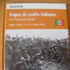 Militaria: LIBRO , TROPAS DE ASALTO ITALIANAS , OSPREY .. Lote 71042373