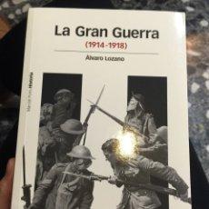 Militaria: LA GRAN GUERRA 1914-1918. Lote 53350760