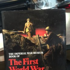 Militaria: THE IMPERIAL WAR MUSEUM OF THE FIRST WORLD WAR. Lote 71936209