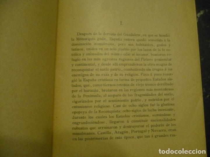Militaria: CERIÑOLA (BOSQUEJO HISTORICO) A.DIAZ DE FREIJO 1902 MADRID - Foto 3 - 72077679