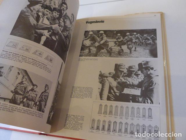 Militaria: Antiguo catalogo libro de uniformes del pacto de varsovia, uniforms warsaw pact. - Foto 3 - 72638515