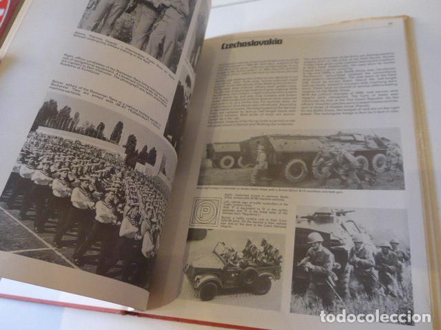 Militaria: Antiguo catalogo libro de uniformes del pacto de varsovia, uniforms warsaw pact. - Foto 4 - 72638515
