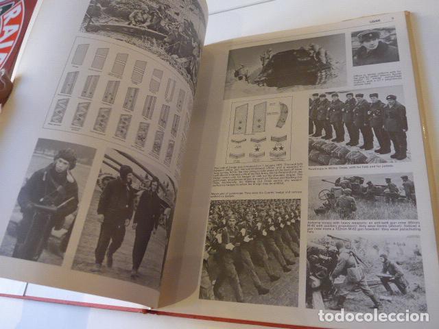 Militaria: Antiguo catalogo libro de uniformes del pacto de varsovia, uniforms warsaw pact. - Foto 5 - 72638515