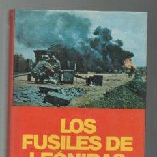 Militaria: (TC-12) LIBRO LOS FUSILES DE LEONIDAS DE JOSEPH L. HEIDE. Lote 72943907