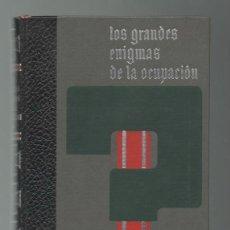 Militaria: (TC-12) LIBRO LOS GRANDES ENIGMAS DE LA OCUPACION Nº 2. Lote 72944319