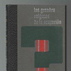 Militaria: (TC-12) LIBRO LOS GRANDES ENIGMAS DE LA OCUPACION Nº 3. Lote 72944391
