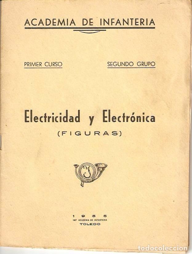 ELECTRICIDAD Y ELECTRONICA (FIGURAS) (Militar - Libros y Literatura Militar)