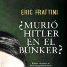 Militaria: MURIO HITLER EN EL BUNKER ??? NUEVO . Lote 74250619