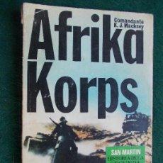 Militaria: ÁFRICA KORPS. Lote 74343403