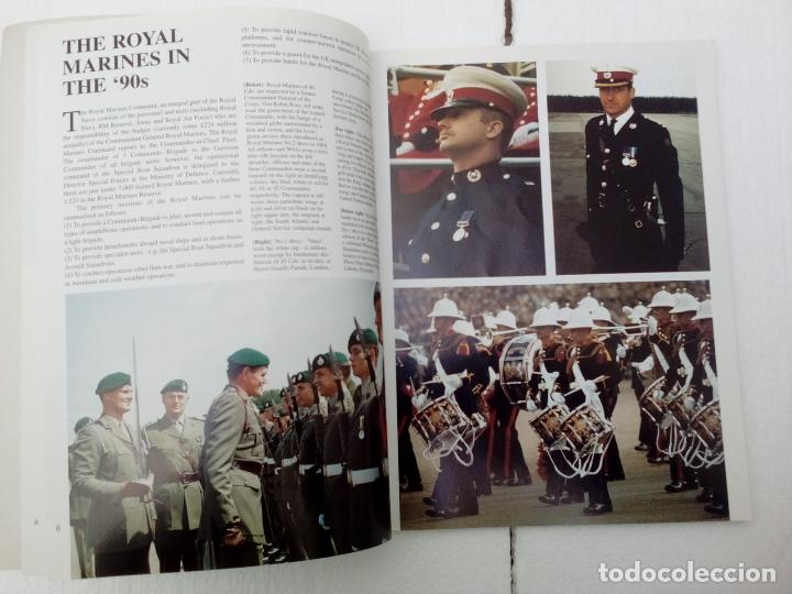 Militaria: -THE ROYAL MARINES IN THE ,90s-ANDY EVANS -EUROPA MILITARIA Nº21 INGLES -1997 - Foto 3 - 74610247