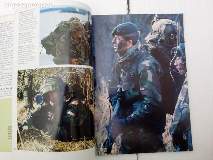 Militaria: -THE ROYAL MARINES IN THE ,90s-ANDY EVANS -EUROPA MILITARIA Nº21 INGLES -1997 - Foto 4 - 74610247