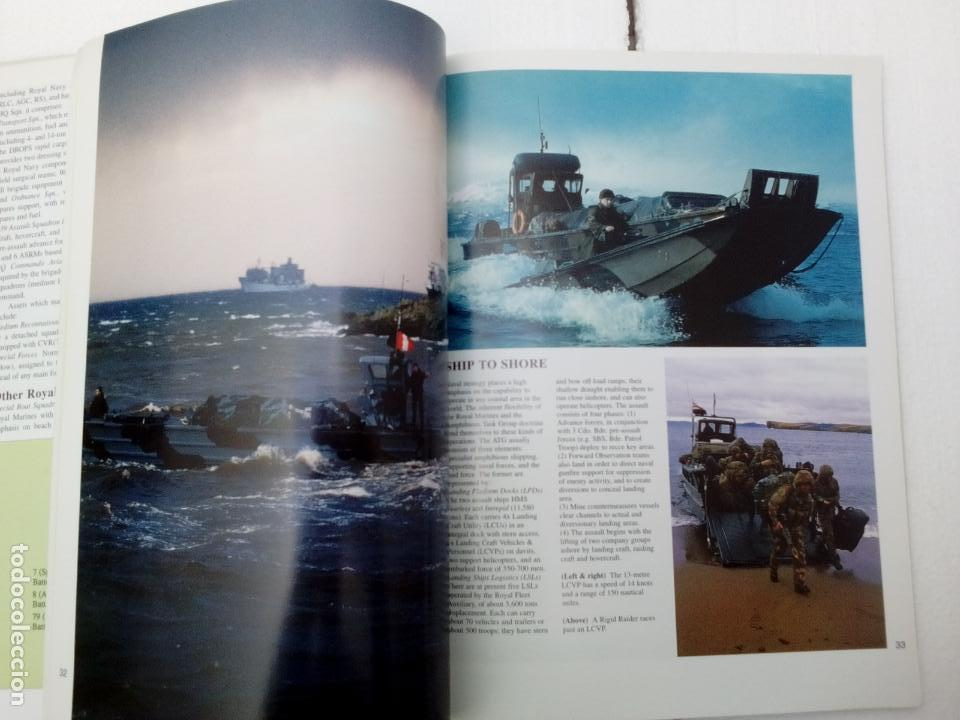 Militaria: -THE ROYAL MARINES IN THE ,90s-ANDY EVANS -EUROPA MILITARIA Nº21 INGLES -1997 - Foto 5 - 74610247