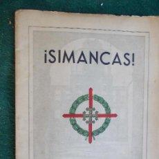 Militaria: SIMANCAS DISPARAD SOBRE NOSOTROS. Lote 74687043