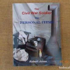 Militaria: LIBRO GUERRA CIVIL AMERICANA. Lote 74712063