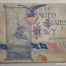 Militaria: THE UNITED STATES NAVY ILLUSTRATED .M0774. Lote 74912663
