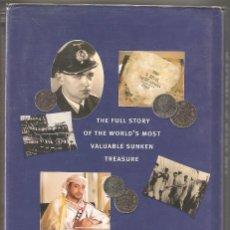 Militaria: STALIN SILVER EL HUNDIMIENTO DE BUQUE LIBERTY JOHN BARRY SU ENORME TESORO RECUPERADO EN EL 89 INGLES. Lote 75541819