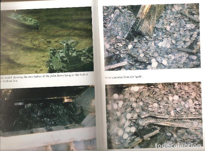 Militaria: STALIN SILVER El hundimiento de buque Liberty JOHN BARRY su enorme tesoro recuperado en el 89 INGLES - Foto 4 - 75541819