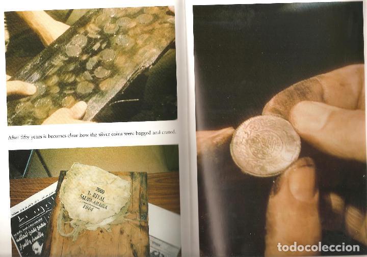 Militaria: STALIN SILVER El hundimiento de buque Liberty JOHN BARRY su enorme tesoro recuperado en el 89 INGLES - Foto 5 - 75541819