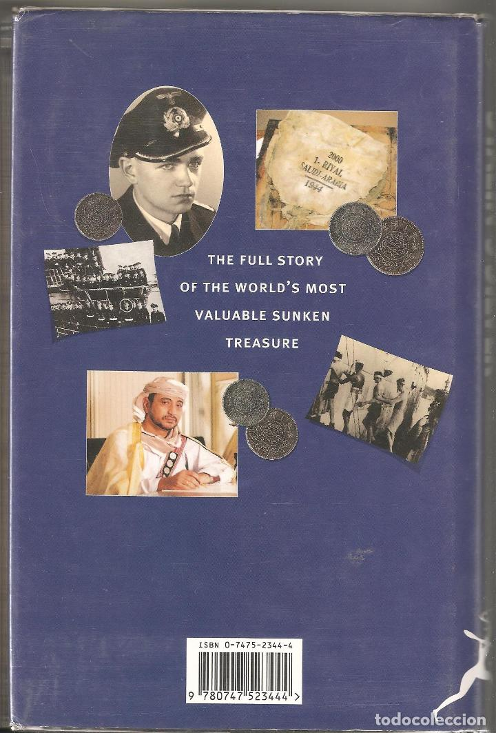 Militaria: STALIN SILVER El hundimiento de buque Liberty JOHN BARRY su enorme tesoro recuperado en el 89 INGLES - Foto 7 - 75541819