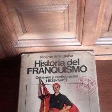Militaria: HISTORIA DEL FRANQUISMO . Lote 75614442
