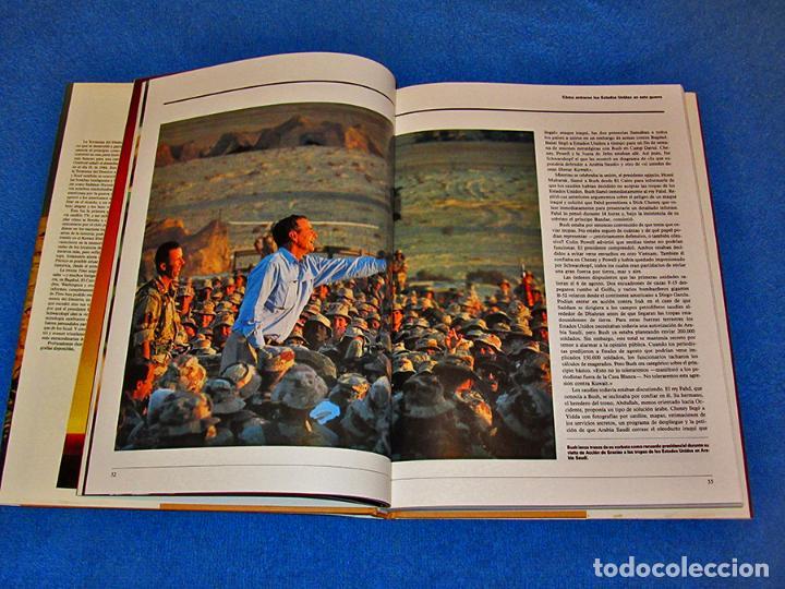 Militaria: TORMENTA DEL DESIERTO, LA GUERRA DEL GOLFO PÉRSICO (ED. FOLIO) - EXCELENTE ESTADO - Foto 2 - 58647830
