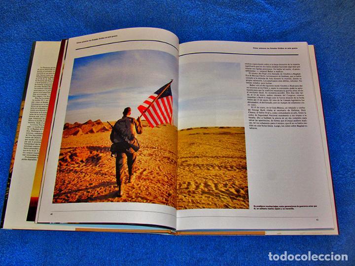 Militaria: TORMENTA DEL DESIERTO, LA GUERRA DEL GOLFO PÉRSICO (ED. FOLIO) - EXCELENTE ESTADO - Foto 3 - 58647830