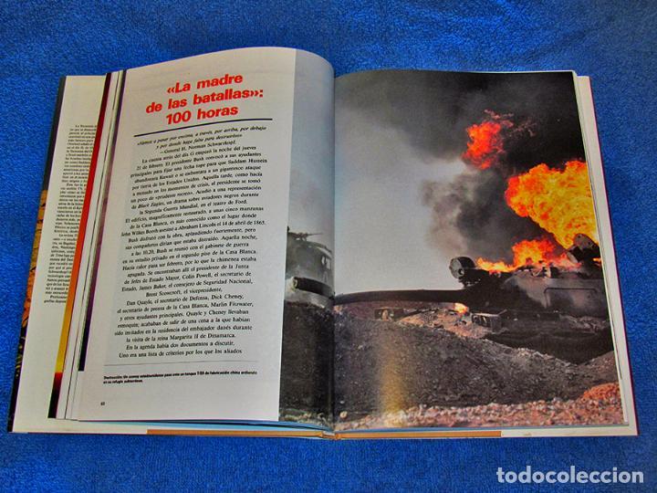 Militaria: TORMENTA DEL DESIERTO, LA GUERRA DEL GOLFO PÉRSICO (ED. FOLIO) - EXCELENTE ESTADO - Foto 5 - 58647830