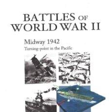 Militaria: MIDWAY 1942. BATTLES OF WORLD WAR II. Lote 77898753