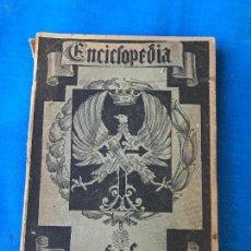 Militaria: ENCICLOPEDIA DEL GUARDIA CIVIL - FLORENTINO DEL ARCO VALVERDE - 1948. Lote 78940653