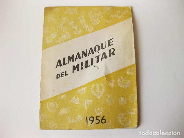 ALMANAQUE DEL MILITAR DE 1956 (Militar - Libros y Literatura Militar)