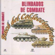 Militaria: BLINDADOS DE COMBATE, PHILIP TREWHITT, EDITORIAL LIBSA, 2001. Lote 80326361