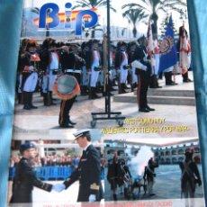 Militaria: BIP BOLETIN INFORMATIVO DE LA ARMADA 03/2012: AYER COMO HOY, VALIENTES POR TIERRA Y POR MAR.. Lote 80343801