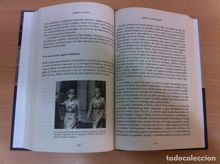 Militaria: LIBRO MEMORIAS DE LA 2ª GUERRA MUNDIAL: OBJETIVO CAZAR AL LOBO - HITLER, DE G. GLASMAN. ALTAYA, 2008 - Foto 7 - 81116600
