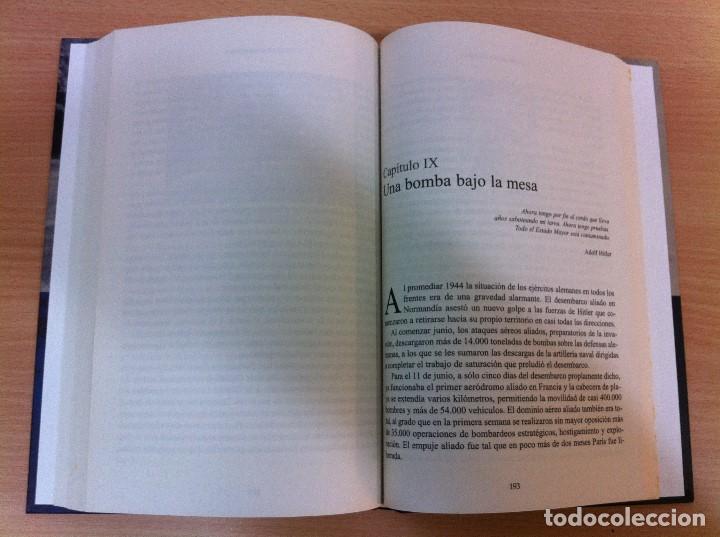 Militaria: LIBRO MEMORIAS DE LA 2ª GUERRA MUNDIAL: OBJETIVO CAZAR AL LOBO - HITLER, DE G. GLASMAN. ALTAYA, 2008 - Foto 8 - 81116600