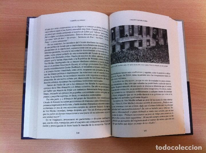 Militaria: LIBRO MEMORIAS DE LA 2ª GUERRA MUNDIAL: OBJETIVO CAZAR AL LOBO - HITLER, DE G. GLASMAN. ALTAYA, 2008 - Foto 10 - 81116600