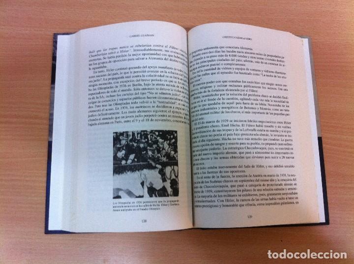 Militaria: LIBRO MEMORIAS DE LA 2ª GUERRA MUNDIAL: OBJETIVO CAZAR AL LOBO - HITLER, DE G. GLASMAN. ALTAYA, 2008 - Foto 11 - 81116600