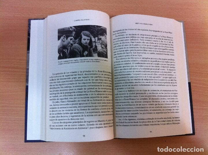 Militaria: LIBRO MEMORIAS DE LA 2ª GUERRA MUNDIAL: OBJETIVO CAZAR AL LOBO - HITLER, DE G. GLASMAN. ALTAYA, 2008 - Foto 12 - 81116600