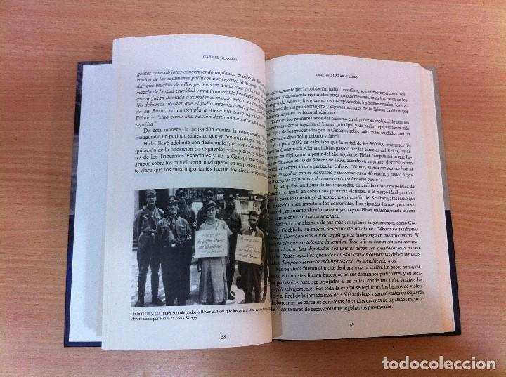 Militaria: LIBRO MEMORIAS DE LA 2ª GUERRA MUNDIAL: OBJETIVO CAZAR AL LOBO - HITLER, DE G. GLASMAN. ALTAYA, 2008 - Foto 13 - 81116600