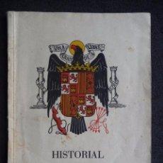 Militaria: (JX-170356) HISTORIAL DE LA 5ª DIVISIÓN DE NAVARRA,JULIO 1936 - ABRIL 1939 .48 PAG.. Lote 81349728