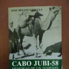Militaria: CABO JUBI 58 IFNI SAHARA. Lote 81715692