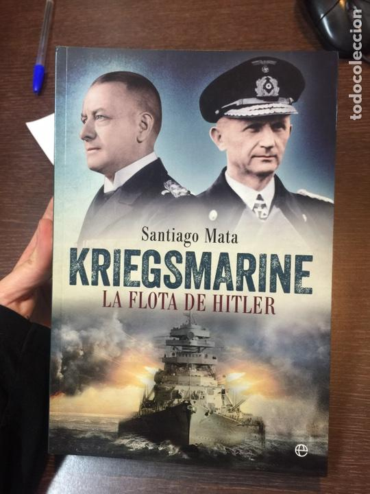 KRIEGSMARINE. LA FLOTA DE HITLER (Militar - Libros y Literatura Militar)