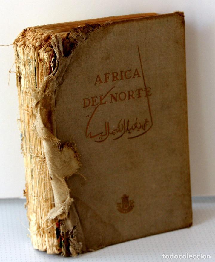 AFRICA DEL NORTE (Militar - Libros y Literatura Militar)