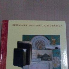 Militaria: CATALOGO MILITARIA HERMANN HISTORICA, Nº 58 AÑO OCTUBRE 2009. Lote 84526776