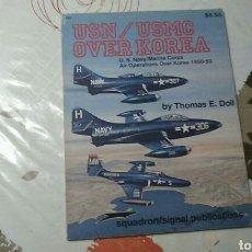 Militaria: USN/USMC OVER KOREA. Lote 84561326