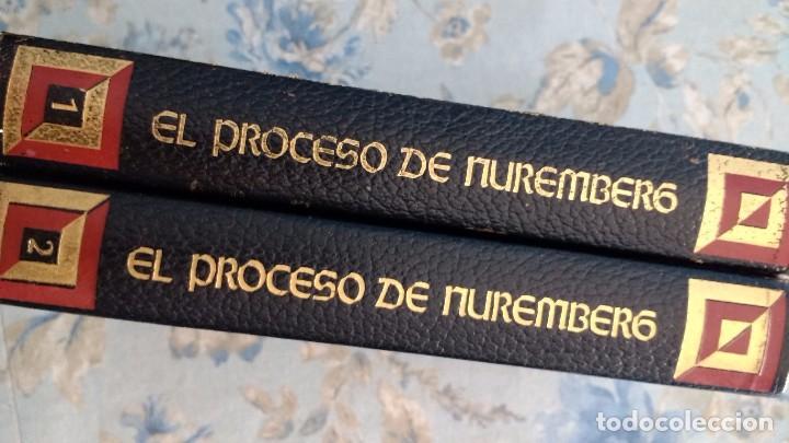EL PROCESO DE NUREMBERG, DE BERNARD MICHAL (ED.) (Militar - Libros y Literatura Militar)
