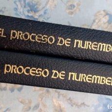 Militaria: EL PROCESO DE NUREMBERG, DE BERNARD MICHAL (ED.). Lote 84596372