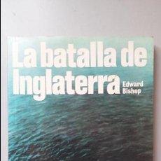 Militaria: LA BATALLA DE INGLATERRA. ED SAN MARTIN. Lote 84609304