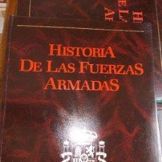 Militaria: HISTORÍA DE LAS FUERZAS ARMADAS. Lote 84705240