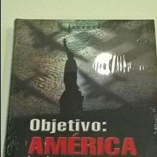 Militaria: MILITAR LIBRO: OBJETIVO AMERICA LOS PLANES SECRETOS DE ALEMANIA PARA BOMBARDEAR EE UU EN SEGUNDA GU. Lote 84834724