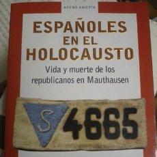 Militaria: ESPAÑOLES EN EL HOLOCAUSTO - PORTAL DEL COL·LECCIONISTA *****. Lote 144079038